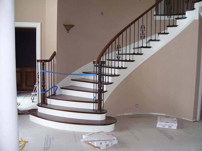 Stf Custom Stairs And Stf Fabrications